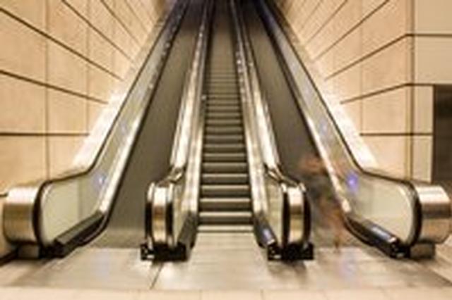 20部停运扶梯将陆续更换