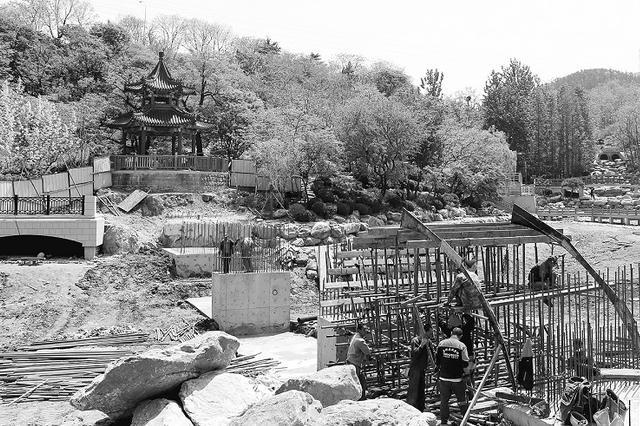 植物园综合改造计划今年年底完工