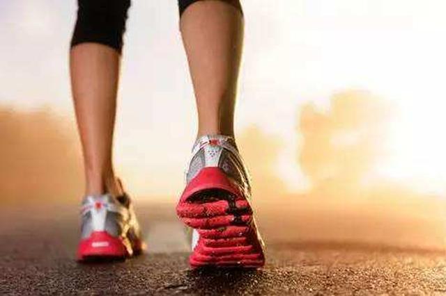 吃和动都重要专家建议每天走6000步