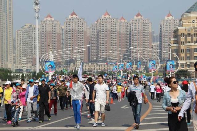 第16届大连国际徒步大会下周末举行