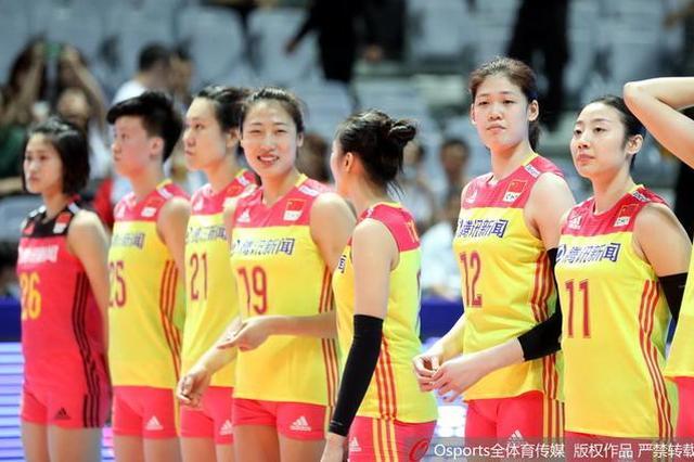 央视称中国女排板凳深度可观
