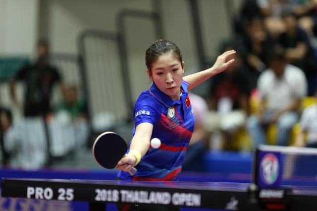 乒联泰国挑战赛刘诗雯女单夺冠 许锐锋男单加冕