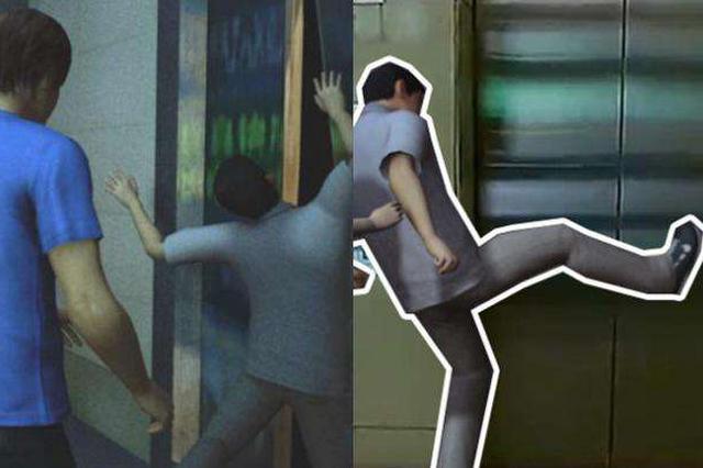 男子酒后踢电梯门致朋友坠亡 获刑2年赔偿102万