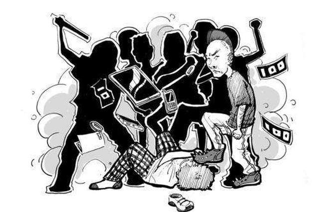 17人黑社会集团案宣判头目判24年