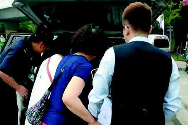 快轨站女乘客突发心脏病 调度员驾私家车送医