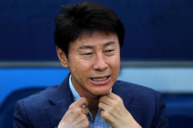 韩国主帅低头道歉称改判点球是对的 要尊重裁判