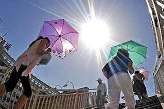 威廉希尔中文网昨日最高36.9℃创历史纪录