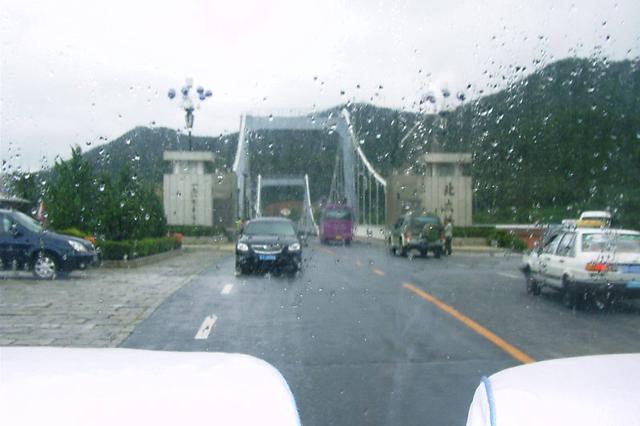 大连局部地区已降阵雨 高温天将被赶走