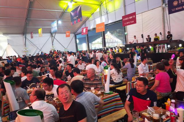 第19届中国国际啤酒节圆满闭幕 啤酒销量700多吨