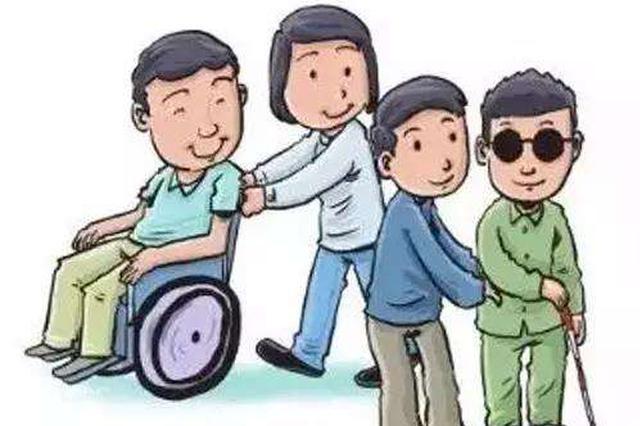 大连市残疾人联合会第七次代表大会闭幕