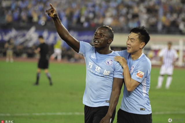 一方主场3:0完胜广州富力取得两连胜