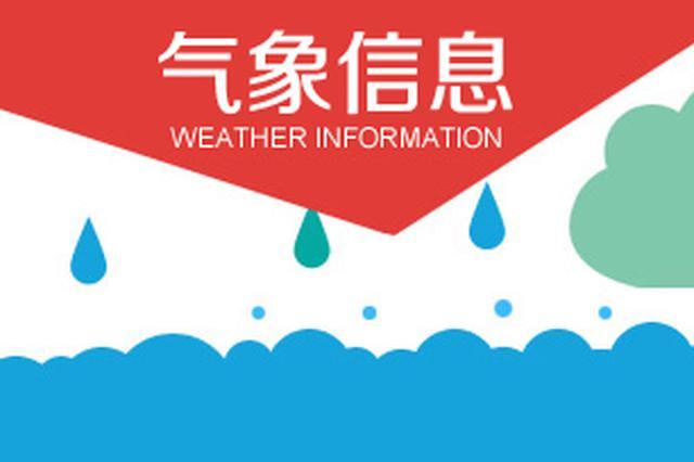 """台风""""温比亚""""登陆大连 带来强降水和强风天气"""
