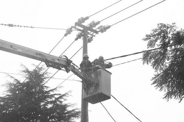 供电公司组织133支队伍抢修