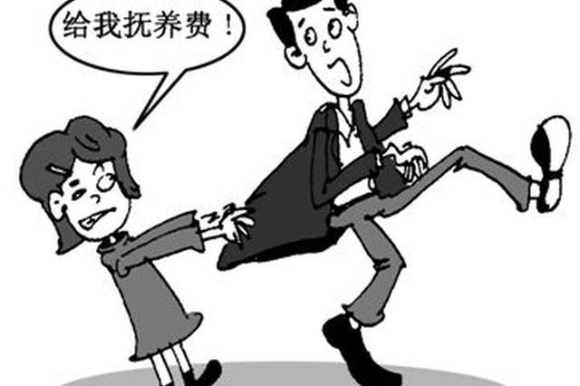 前夫妻为抚养费闹矛盾 人性办案化解双方积怨