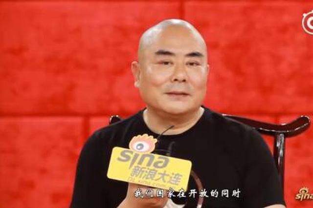 #百城致敬40年# 杨赤:文化自信让京剧发展更有底气