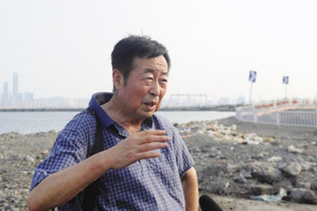 工业摄影师王玉文:老爷子眼里总是船