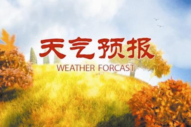 大连城区未来三日天气预报
