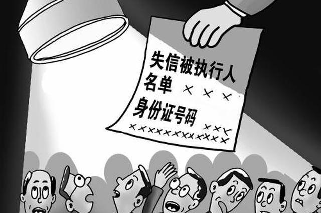 926名失信被执行人迫于曝光压力主动履行义务