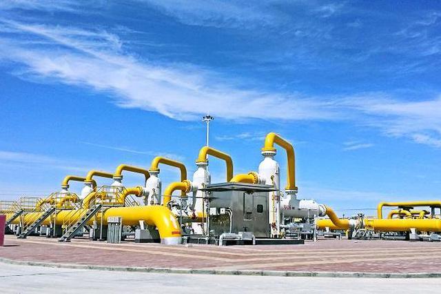 年底前10万户居民有望用上天然气