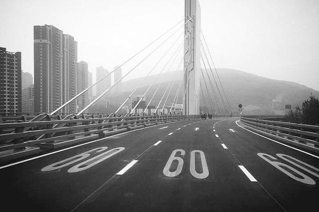 河口湾大桥今天9时开通