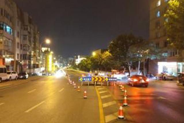 长春路桥恢复交通 石葵路桥封闭