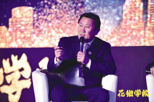 企业家吴厚刚:大连有更大承接资本的能力