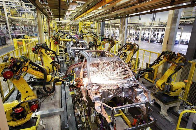 大连装备制造业前三季外资速增