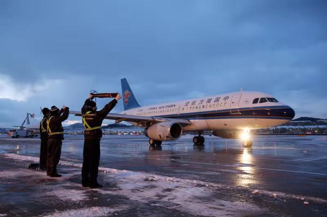 """南航""""大运行""""落地威廉希尔中文网 将提升航班运行正常率"""