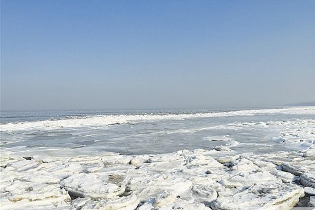 入冬以来大连地区冰情较去年偏轻