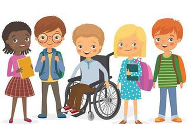大连市建立残疾儿童康复救助制度