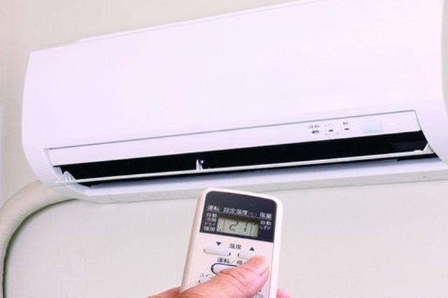 1月份大连市空调销售额同比增长221.4%