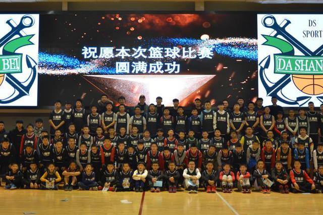 2019大连青少年小篮球赛启幕