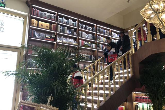 大连24小时书店打造滨城文化新地标