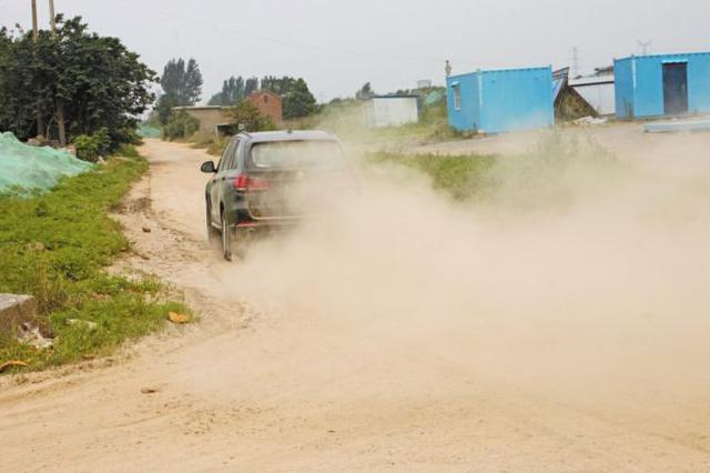 大连市开展扬尘污染专项整治工作