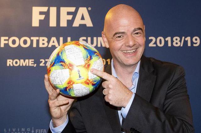 FIFA官方:2022年世界杯将不扩军 保持32队参赛