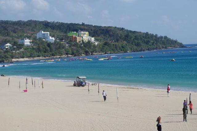 海滩垃圾集中清理整治专项行动成效显著