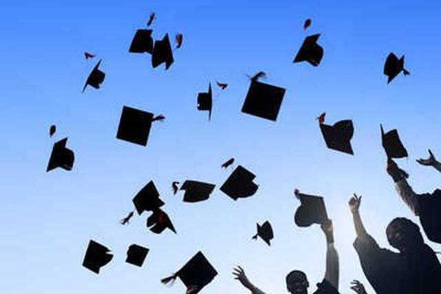 大连海事大学附属学校举行2019届九年级毕业典礼