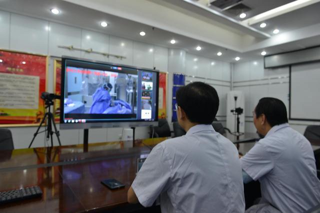 大医一院实现5G远程诊疗 颠覆传统就医模式