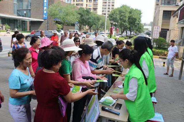 辛寨子街道:党建引领垃圾分类 不断提升基层治理能力