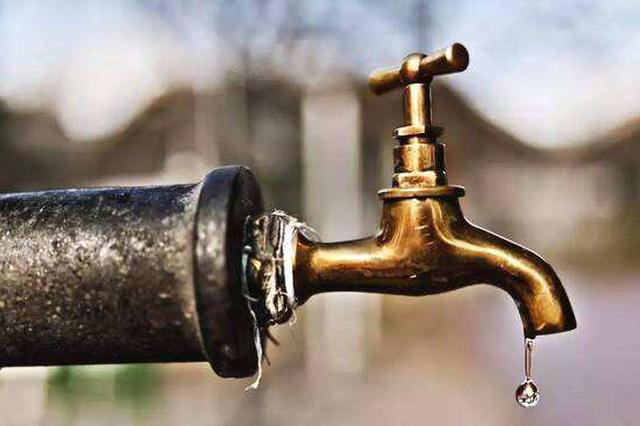 周五夜間大連部分區域停水