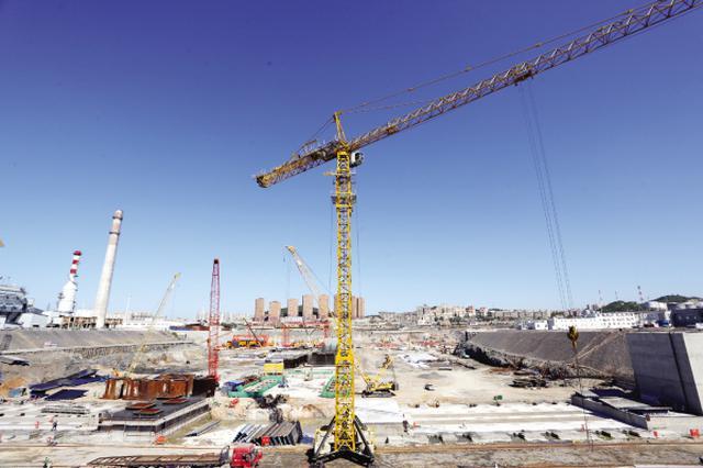 大连湾海底隧道工程预计2024年竣工