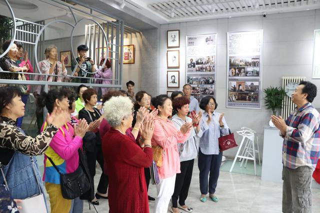 辛寨子街道创新学习方式 增强主题教育吸引力