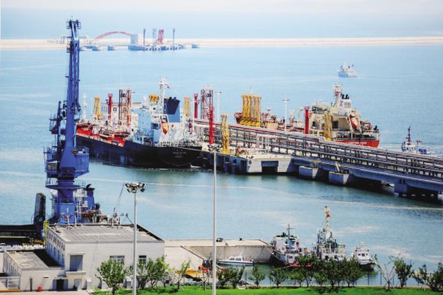 长兴岛港口岸通过国家验收组验收 正式对外开放