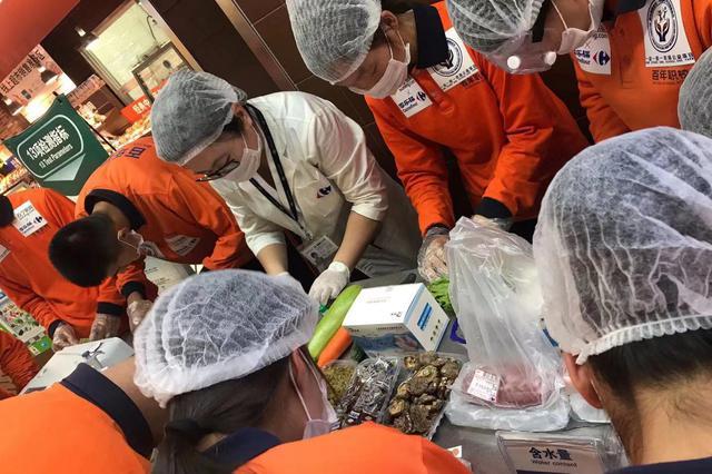 大连市青少年发展基金会举办反食物浪费活动 传递惜粮爱粮观念