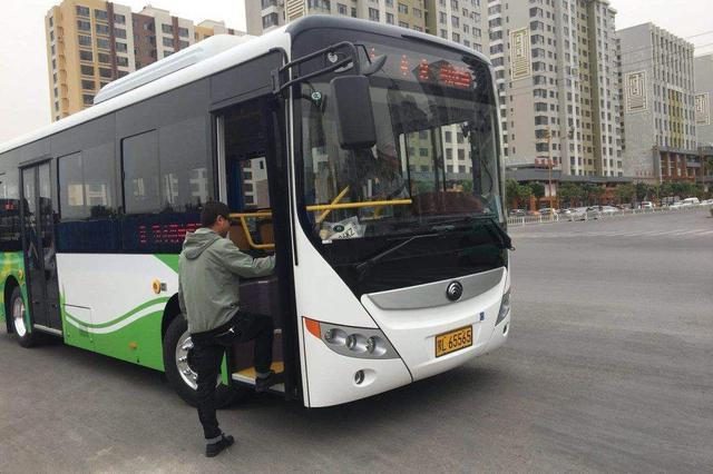 公交移动扫码支付预计年底可全面应用