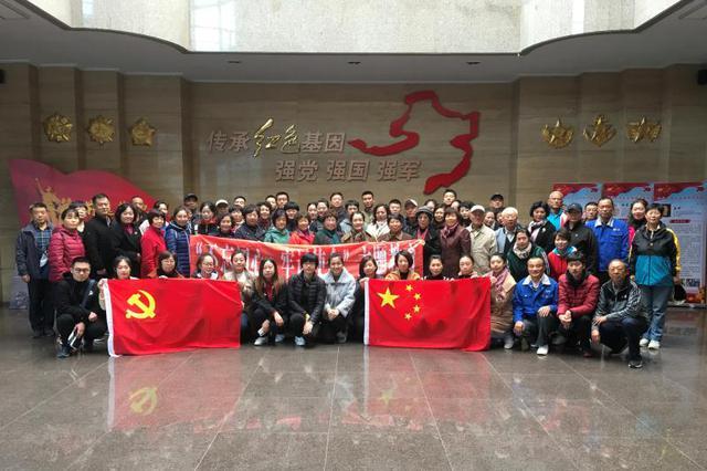 辛寨子街道组织基层党员参观见学 切实提升主题教育实效