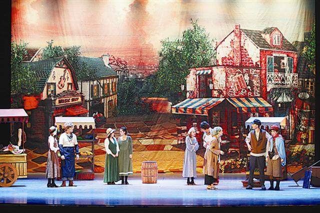 大连话剧团首部原创儿童音乐剧《星·王子》亮相