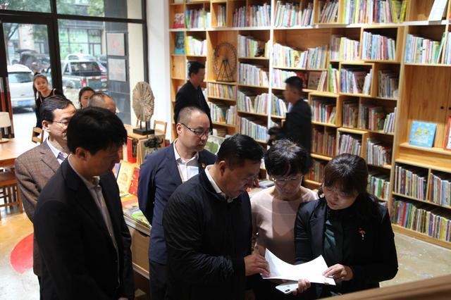 区委书记方铁林到辛寨子街道调研红色物业、重点项目建设和非