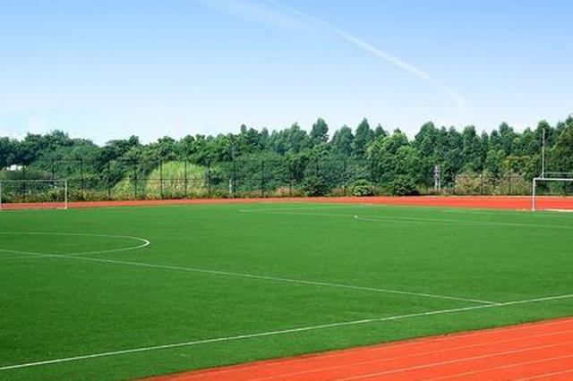 今年大连市新建社区足球场地122块