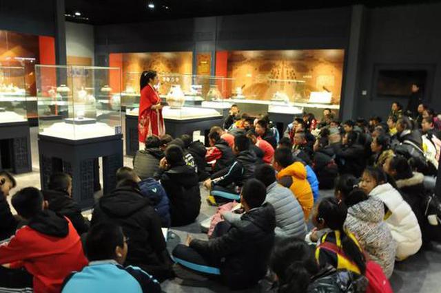大连华夏文化博物馆古代生活主题乐园1月17日开门纳客 带你体